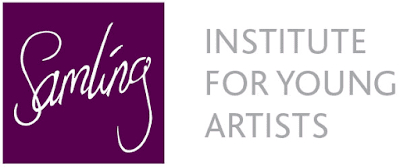 Samling Institute for Young Artists logo