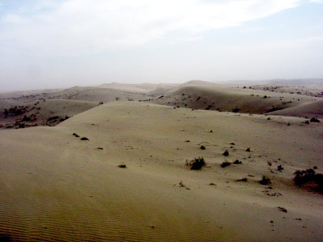 Deserto Taklamakan Shamo - Ásia