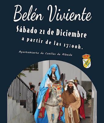 Canillas de Albaida - Belén Viviente 2019