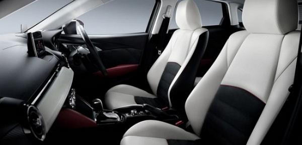 Interior Mazda CX-3