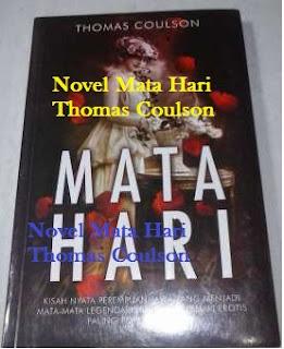 Novel Sejarah Mata Hari Thomas Coulson
