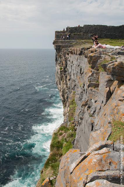 Acantilados Islas Aran  Inishmore Irlanda