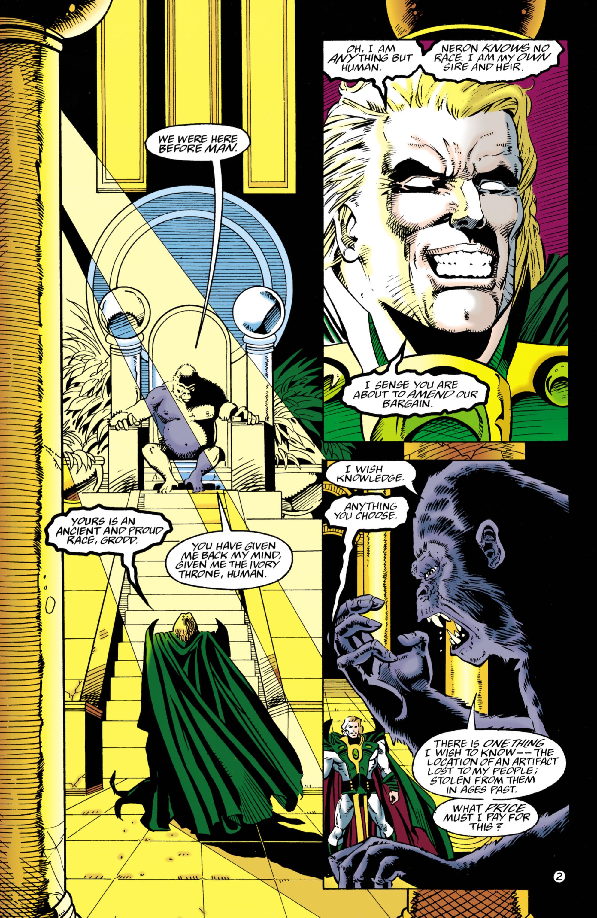 Catwoman (1993) Issue #27 #32 - English 3