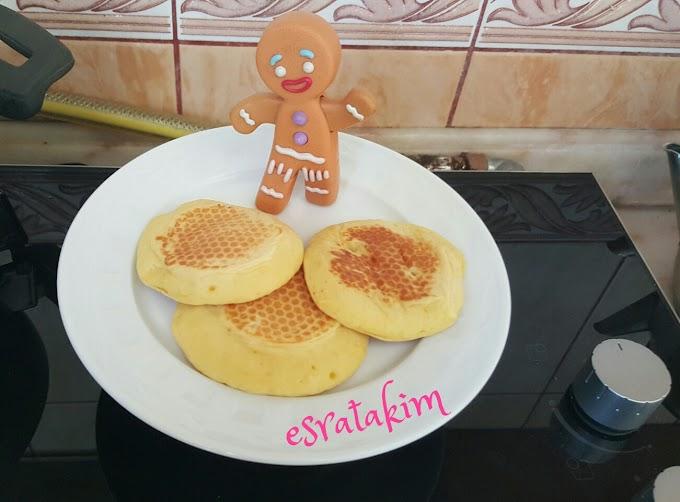Dr.Oetker Denemelerimden Pancake