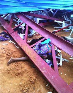 Nigerian church collapse
