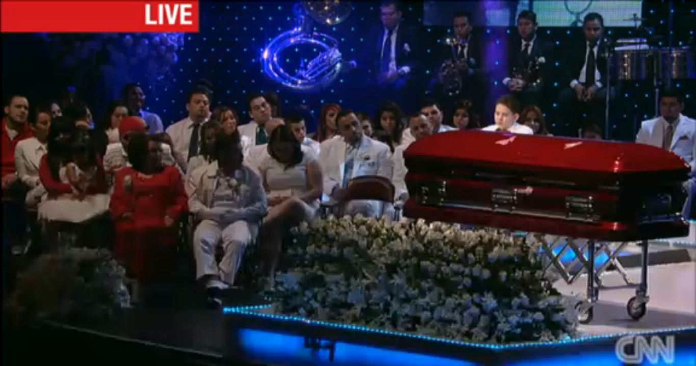 Celebrity News: Watch Live Memorial for Jenni Rivera ...Jenni Rivera Funeral