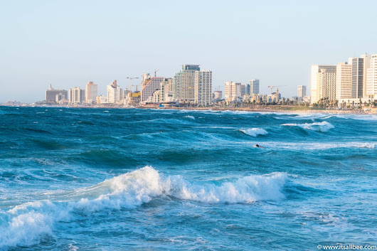 10 Reasons You Need To Visit Tel Aviv Now