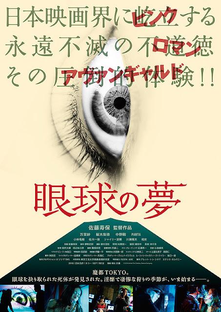 Sinopsis Gankyu no Yume / Gankyu no Yume / 眼球の夢 (2016) - Film Jepang