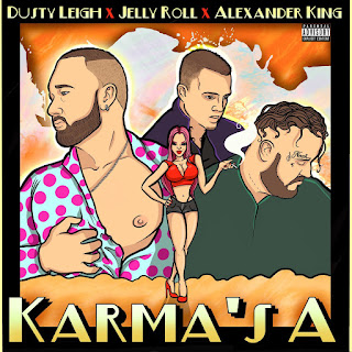 Dusty Leigh, Karma's A, Jellyroll, Alexander King, Dustyonu, Louisville Hip Hop, New Music Alert, Video Premiere, Hip Hop Everything, Team Bigga Rankin, Promo Vatican, cool running djs,