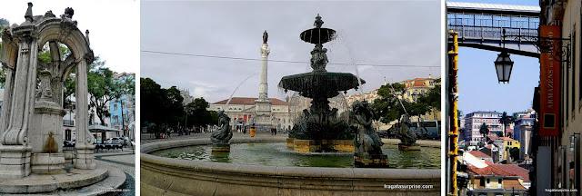 Passeios gratuitos em Lisboa