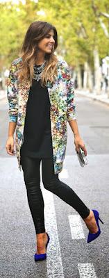 DeaTwilightZone - roupa informal com blazer