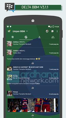 Preview Delta BBM V3.1.1