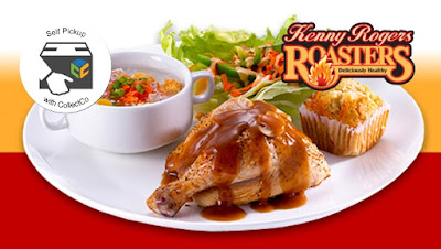 RM80 for RM100 Kenny Roger's Cash Voucher