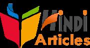 Hindi Articles | हिन्दी ब्लॉग-हिंदी में जानकरी।