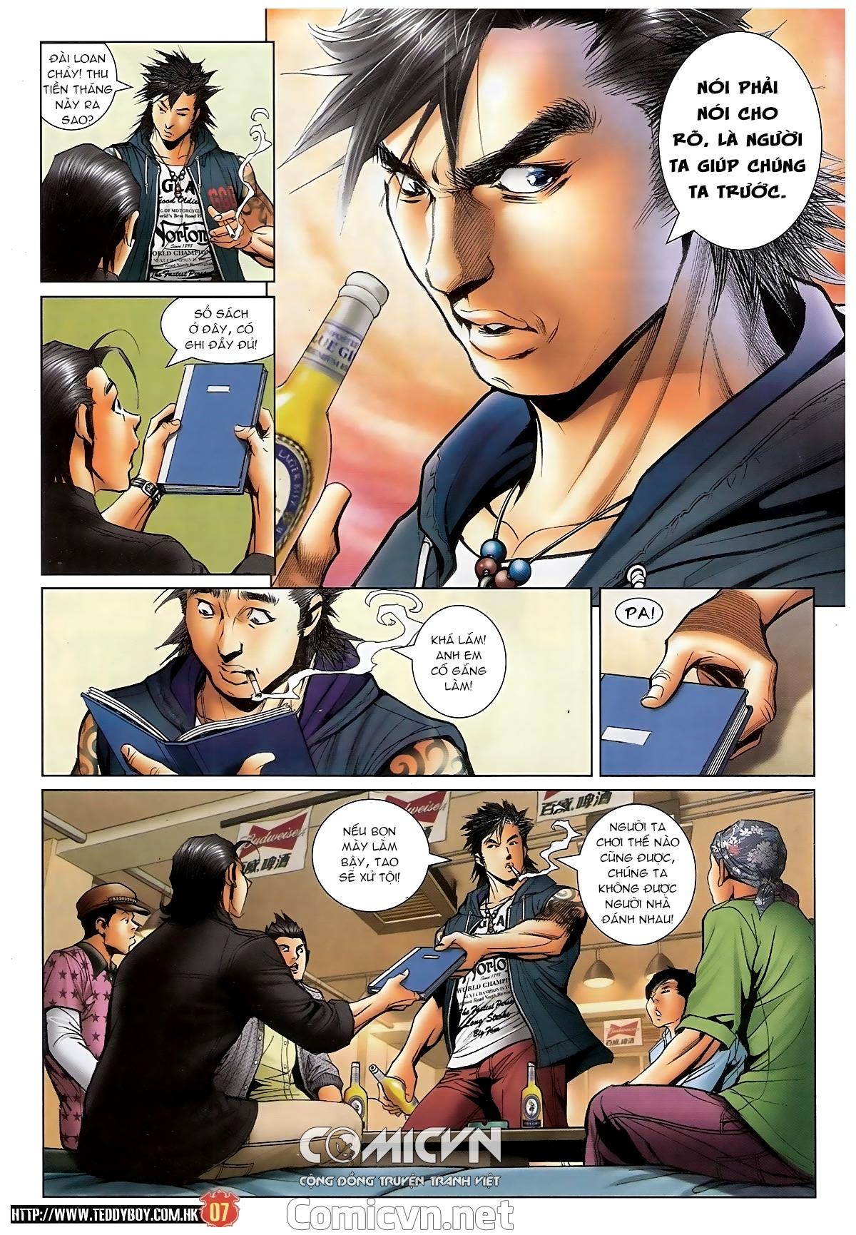 Người Trong Giang Hồ - Chapter 1551: Phong phạm Tọa Quán - Pic 6