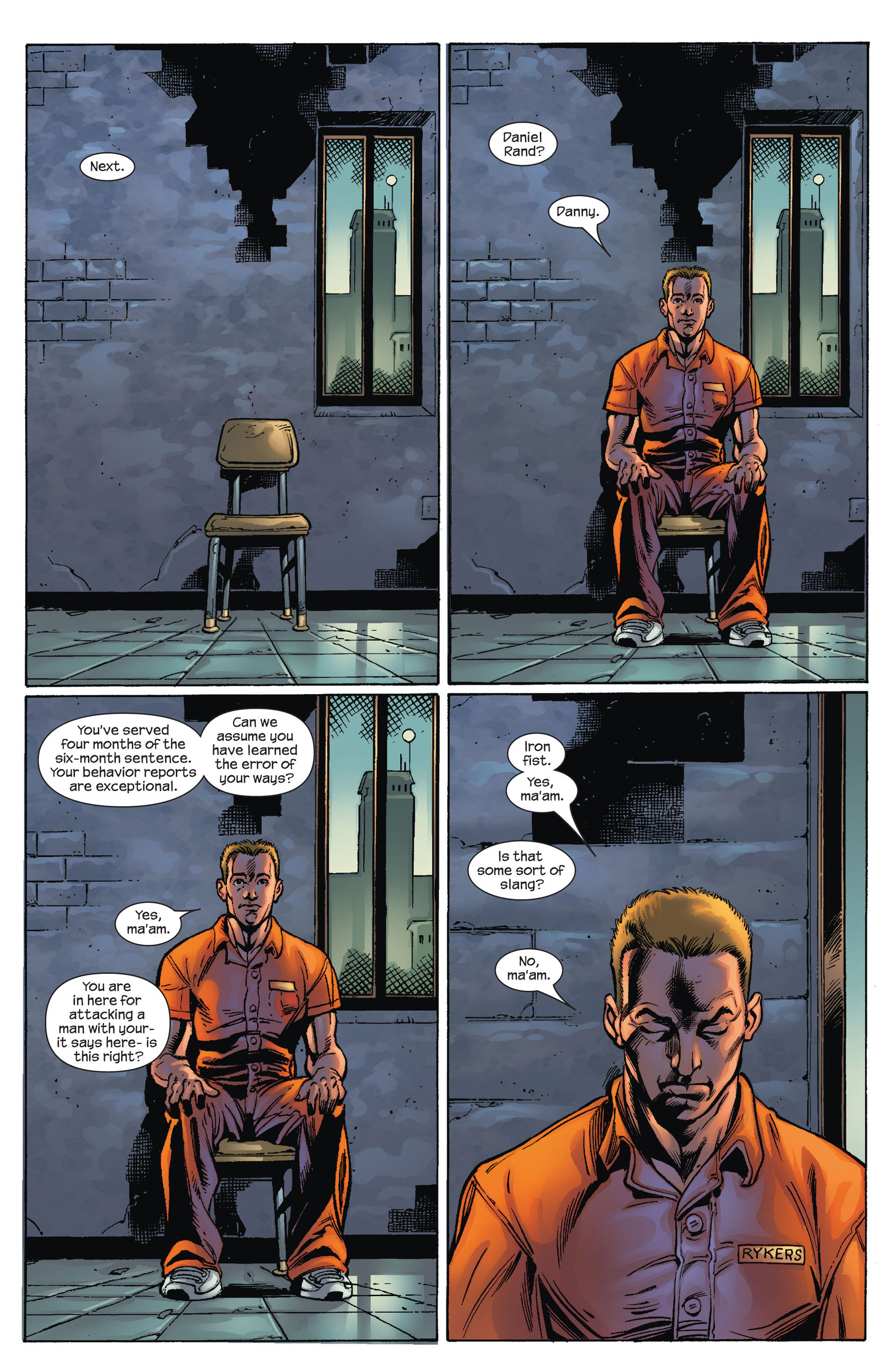 Read online Ultimate Spider-Man (2000) comic -  Issue #80 - 3