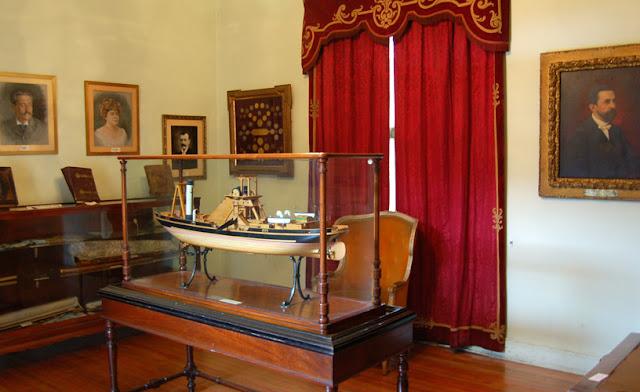Museo del Pasado Cuyano Dr. Edmundo Correas em Mendoza, Argentina