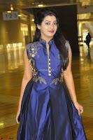 Tarunika Sing in Blue Ethnic Anarkali Dress 31.JPG