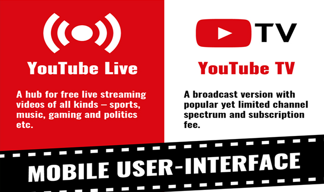 YouTube Live Vs. YouTube TV – Which Will Stand The Test Of Time