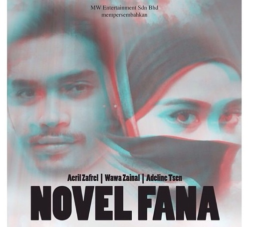 Sinopsis telefilem Novel Fana siaran Astro, pelakon dan gambar telefilem Novel Fana