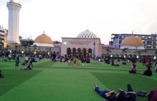 Wisatawan di Kota Bandung Diimbau Jadi Tamu yang Baik