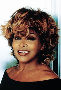 Tina Turner. Director of What's Love Got to Do with It