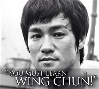 Bruce Lee: Wing Chun Quote - You Must Learn Wing Chun