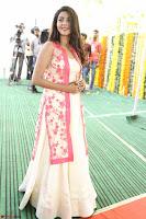 Aishwarya Lekshmi looks stunning in sleeveless deep neck gown with transparent Ethnic jacket ~  Exclusive Celebrities Galleries 058.JPG