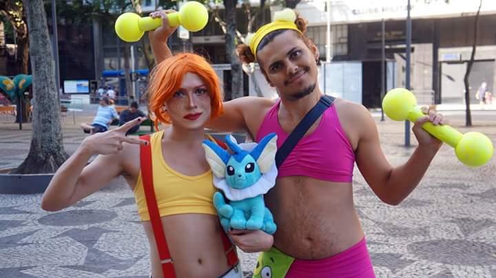 BiciQueer e Gaymada fazem sucesso nos fins de semana no Rio de Janeiro