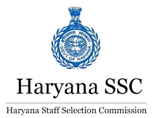 Haryana SSC – HSSC Recruitment 2016
