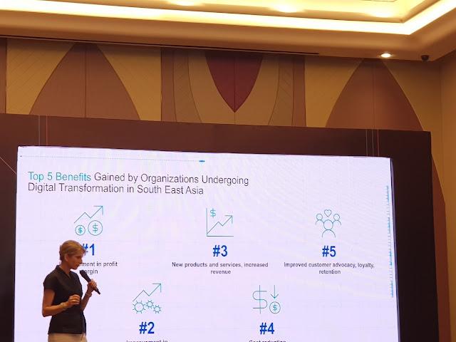 Andrea Della Mattea, President of Microsoft Asia Pacific