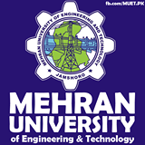 MUET (Mehran University of Engineering and Technology) logo