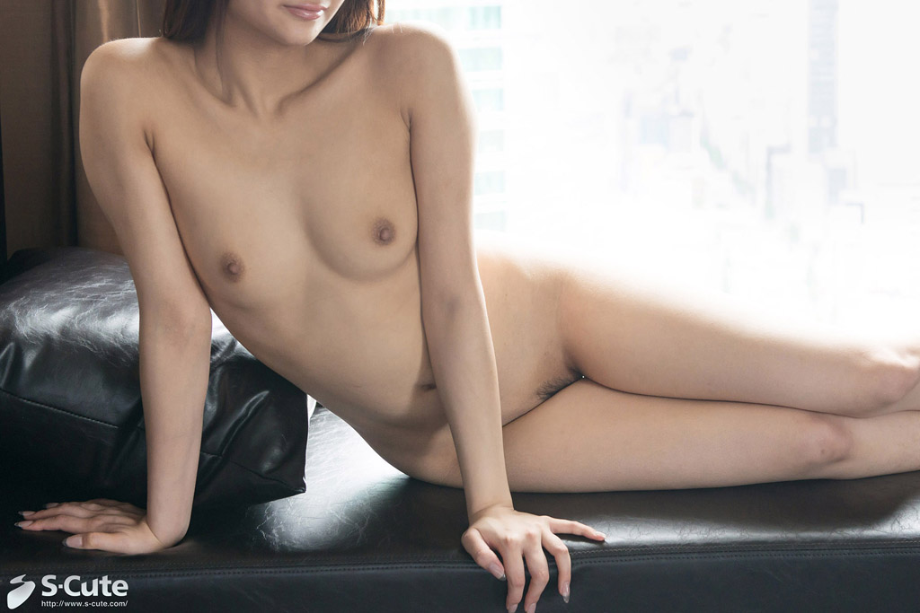 CENSORED S-Cute 422 Iori #4 滲み出る快感に身を任せるオナニー, AV Censored