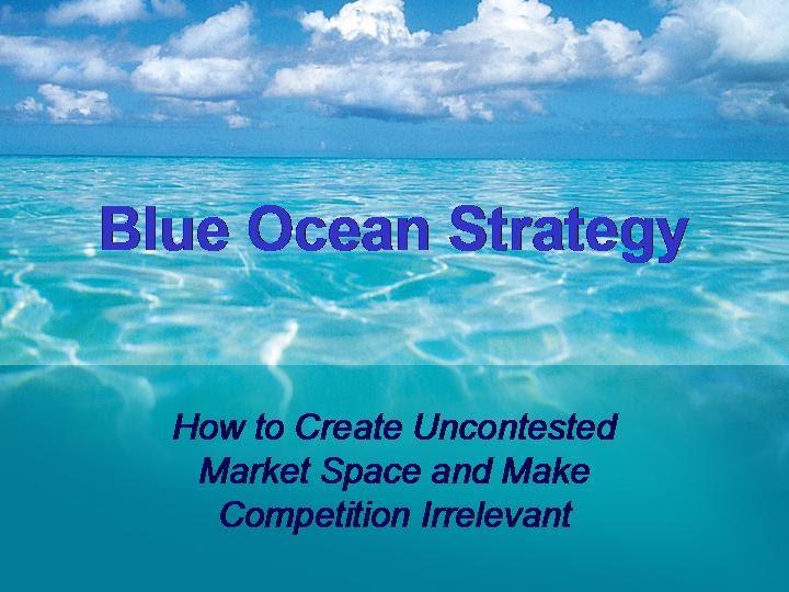 Blue ocean Strategy - Harvard University