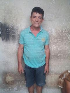 URGENTE: Acusado de mandar matar a Ex Esposa no povoado Genipapo em Brejo é preso pela Polícia Militar e Civil