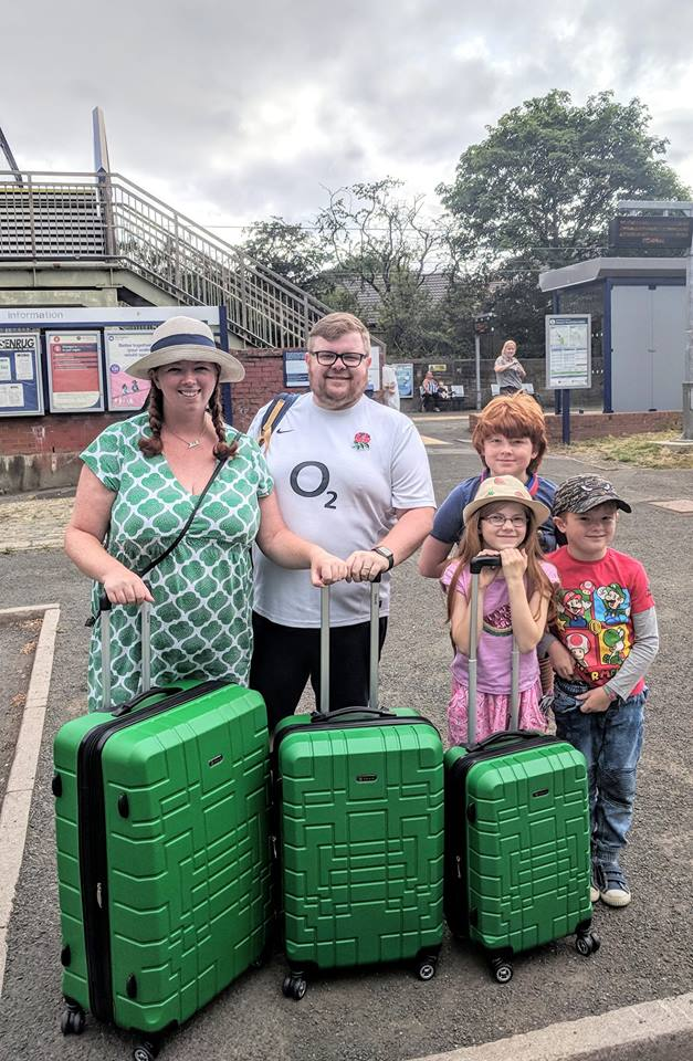 10 reasons I love my Family & Friends Railcard - Cramlington Train Station