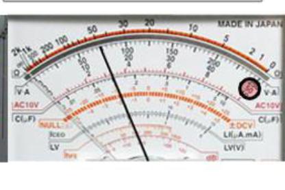 Kegunaan AVO meter / Multitester