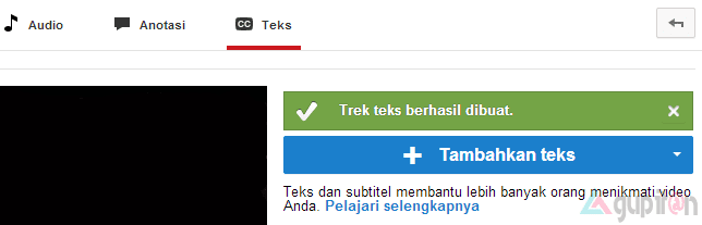 Cara Upload Subtitle (CC) pada Video YouTube 4