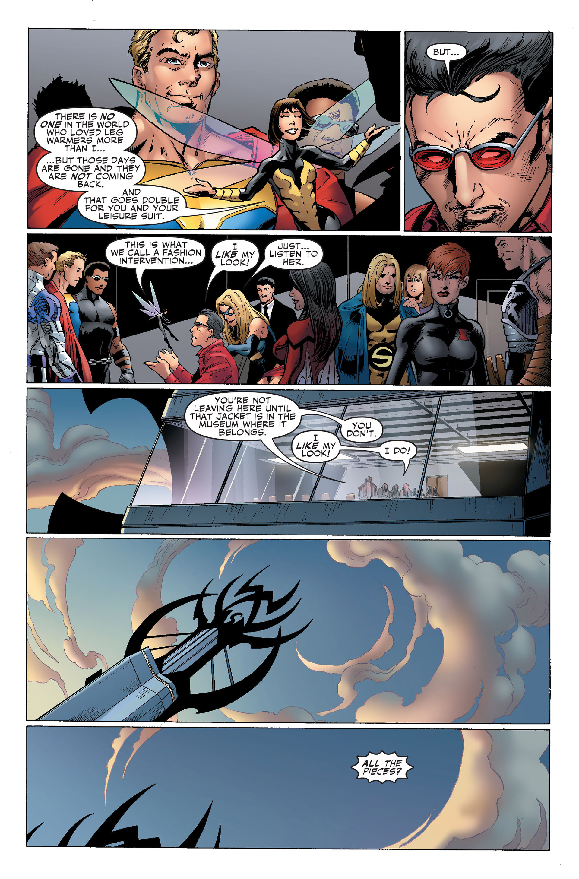 Read online Secret Invasion: The Infiltration comic -  Issue #1 - 15