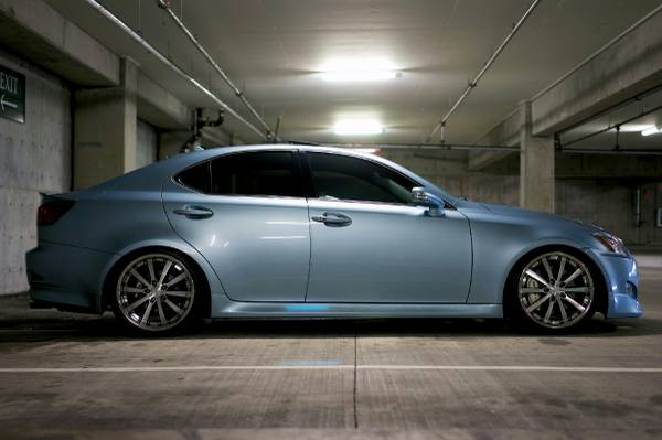 2009 Lexus Is250 Awd Auto Restorationice