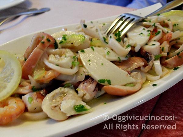 Pranzo Di Compleanno A Base Di Pesce : Oggi vi cucino così!: menù di pesce per pranzo della domenica