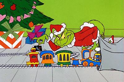 Grinch en Navidad cuento para Hijos