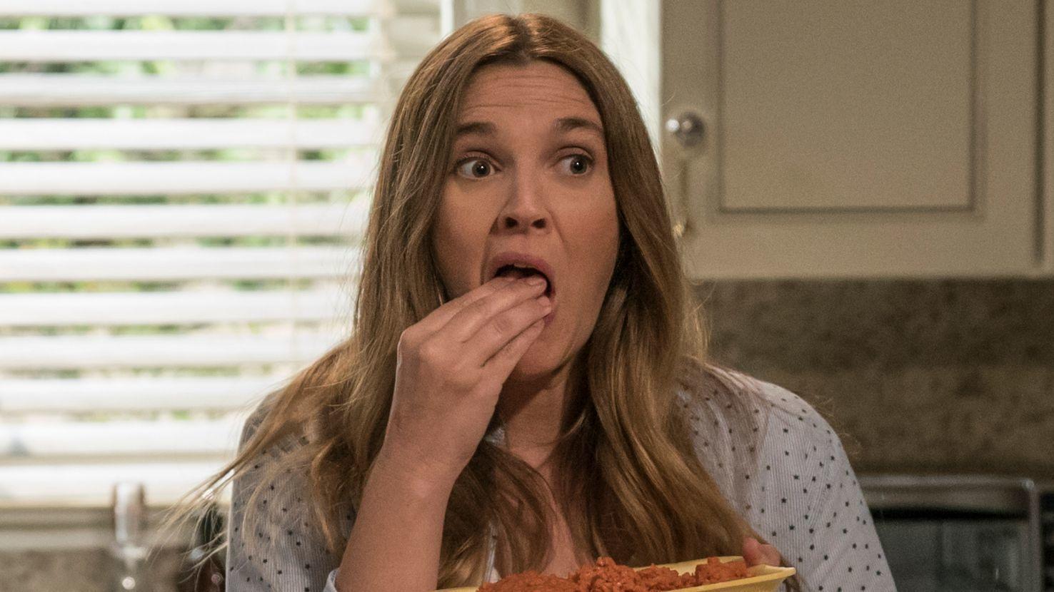 Drew Barrymore es Sheila en Santa Clarita Diet