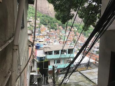 Rio de Janeiro favela walking tour