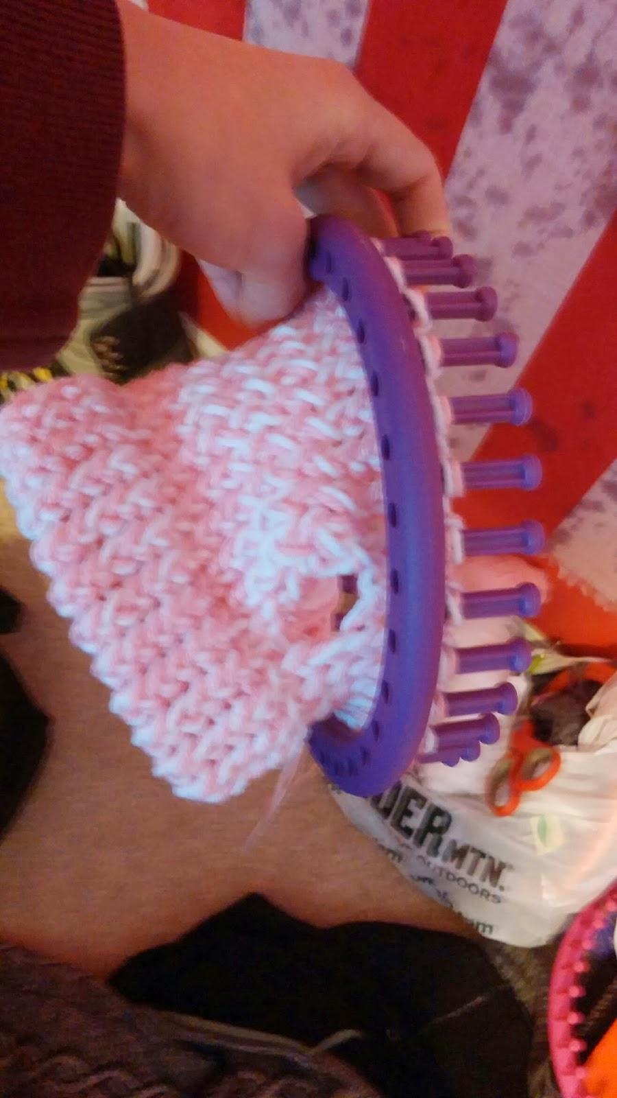 Corky Crafts Amp Knit Hats Loom Knitting A Dog Sweater