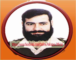 captain sher khan shaheed