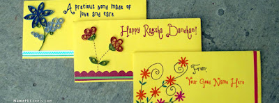 Latest Raksha Bandhan Wallpaper, Facebook Cover Photo