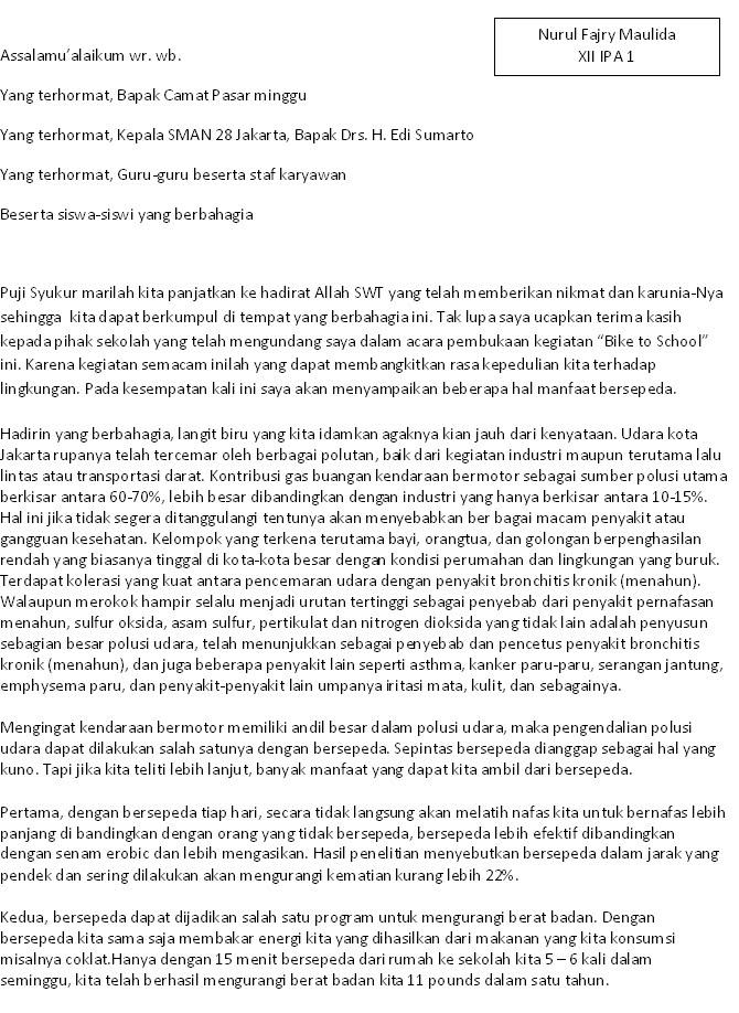 Contoh Teks Taman Nasional Pintar Pidato Kumpulan Naskah Pidato Terlengkap 918 Jpeg 173kb Contoh Pidato Contoh Naskah Pidato Berita Terbaru504