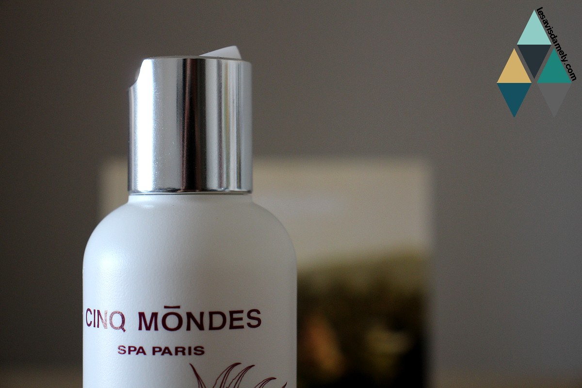 test soin naturel cinq mondes spa paris plantes