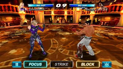 Tekken Card Tournament a luta em forma de cartas 2